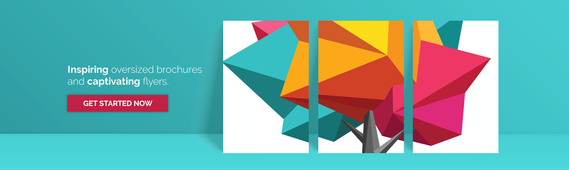 Inspiring Oversized Brochures & Captivating Flyers