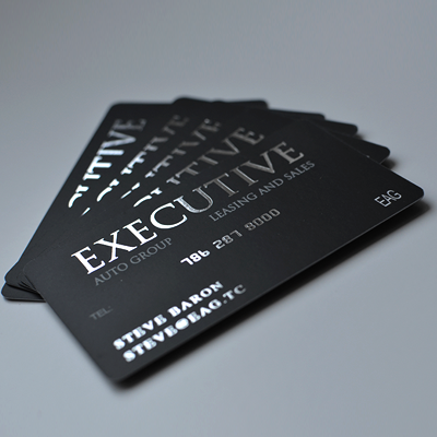 30% Off Silk Coated Business Cards!!