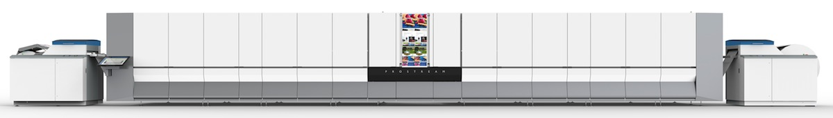 Canon Launches Its New ProStream Inkjet Press