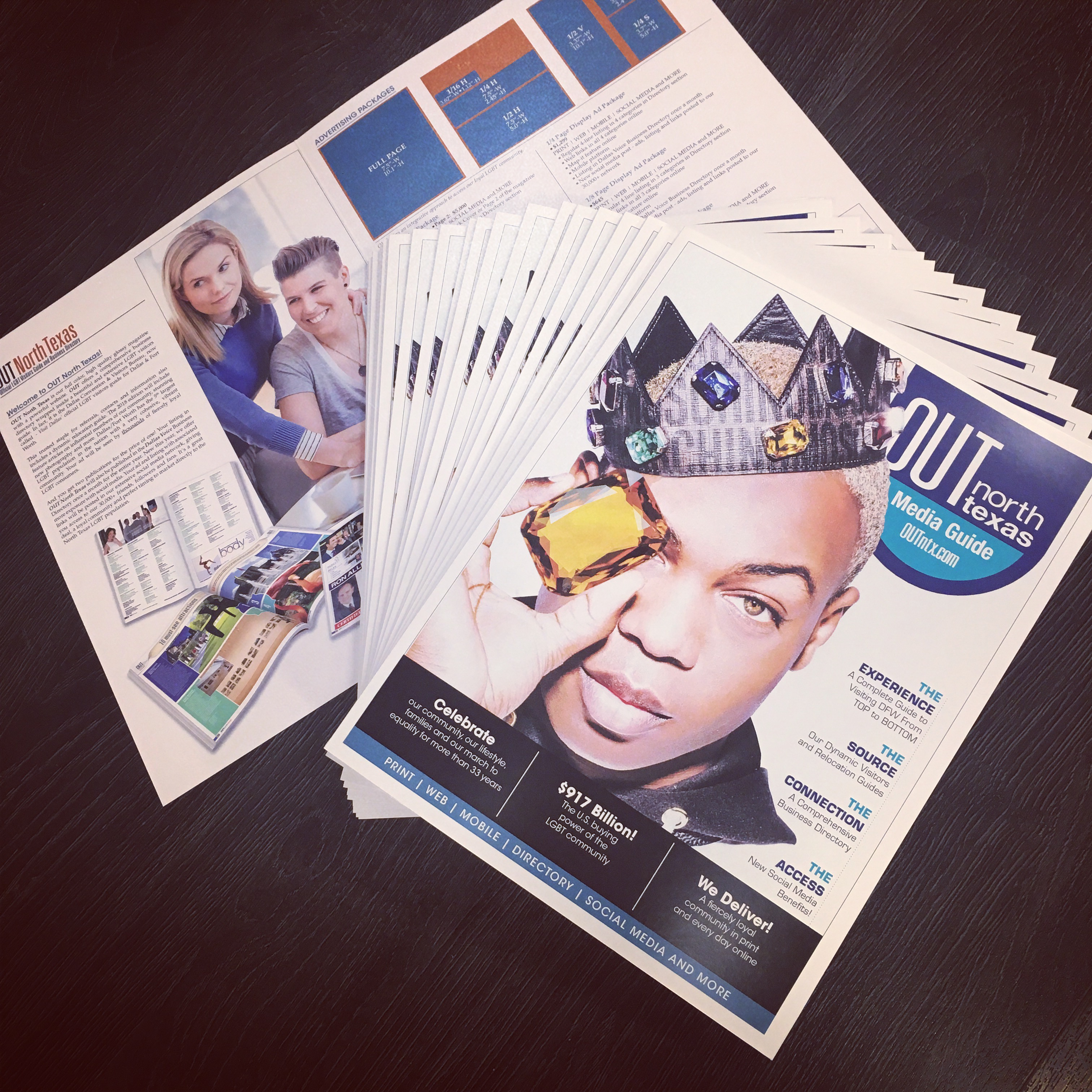 Sell Sheets and Folded Brochures